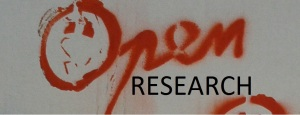 Open Research course logo (CC-BY 4.0 OER Research Hub)